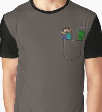 Little Pocket Creeper Graphic T-Shirt