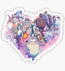 Ghibli Sticker