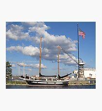 Let's Sail!  Photographic Print