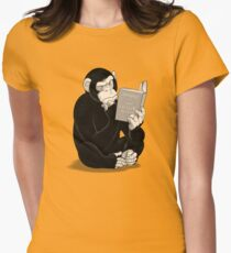 Origin of Species Womens Fitted T-Shirt