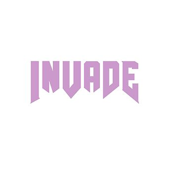 Invade Girls by invadeclothing