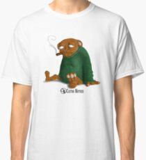 ours au cigare T-shirt classique