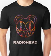 RADIO HEAD TOUR 2016-2017 T-Shirt