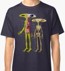 Alien Anatomy  Classic T-Shirt