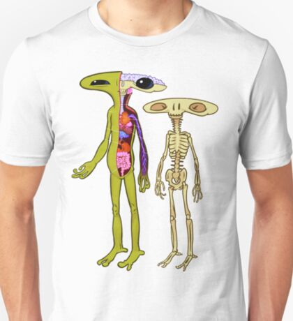Alien Anatomy T-Shirt