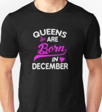 december 10 Unisex T-Shirt