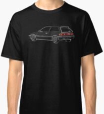 Honda Civic EF Hatchback Sketch Classic T-Shirt