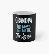Taza El abuelo el hombre, el mito, la leyenda