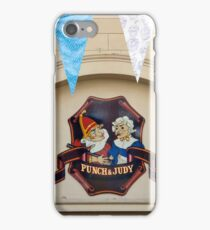 Punch & Judy iPhone Case/Skin