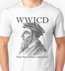 WWJCD T-Shirt