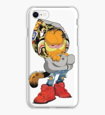 Garfield Bape iPhone Case/Skin