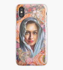 Golden Blue iPhone Case/Skin