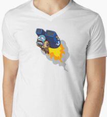 Dumb Tau Men's V-Neck T-Shirt