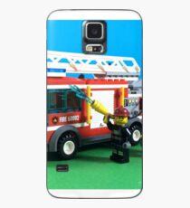 FIRE TRUCK, FIRE TRUCK, FIRE TRUCK Case/Skin for Samsung Galaxy