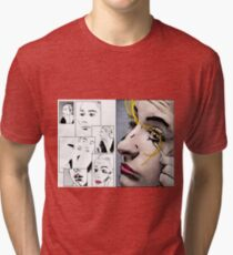 Makeup & Art Tri-blend T-Shirt