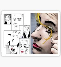 Makeup & Art Sticker