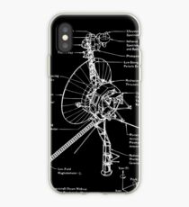 Voyager 1 Schema iPhone-Hülle & Cover