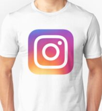 Instagram Logo (New) Unisex T-Shirt