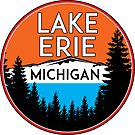 LAKE ERIE MICHIGAN BOATING FISHING GREAT LAKES by MyHandmadeSigns