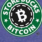 Store Bucks Bitcoin by Andrea Beloque