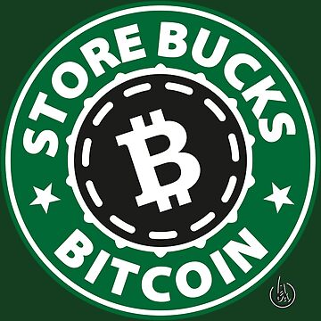 Store Bucks Bitcoin by andrasbalogh