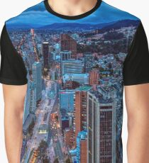 Urban Bogota Graphic T-Shirt