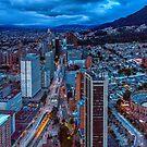 Urban Bogota by Bernai Velarde