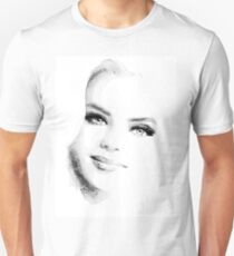 Blue Eyes Blond  T-Shirt