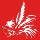 Sriracha Hot Chili Sauce by vectoria