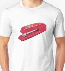 Red Stapler Unisex T-Shirt