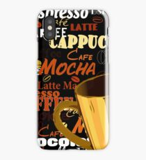 Mocha Brown iPhone Case/Skin
