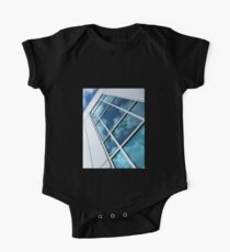 Reflections Of A Sunlit Sky One Piece - Short Sleeve