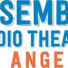 Ensemble Studio Theatre/LA Logo by ESTLA