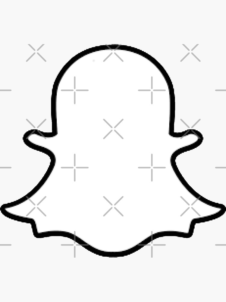 Snapchat (Logo) by PurrfectCatNoir