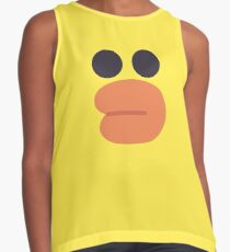 Line Friends Sally Contrast Tank