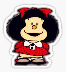 Pegatinas Mafalda Redbubble
