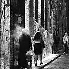 Smoke and Graffiti  by Karen E Camilleri