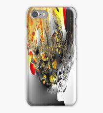 world rubish mountain iPhone Case/Skin