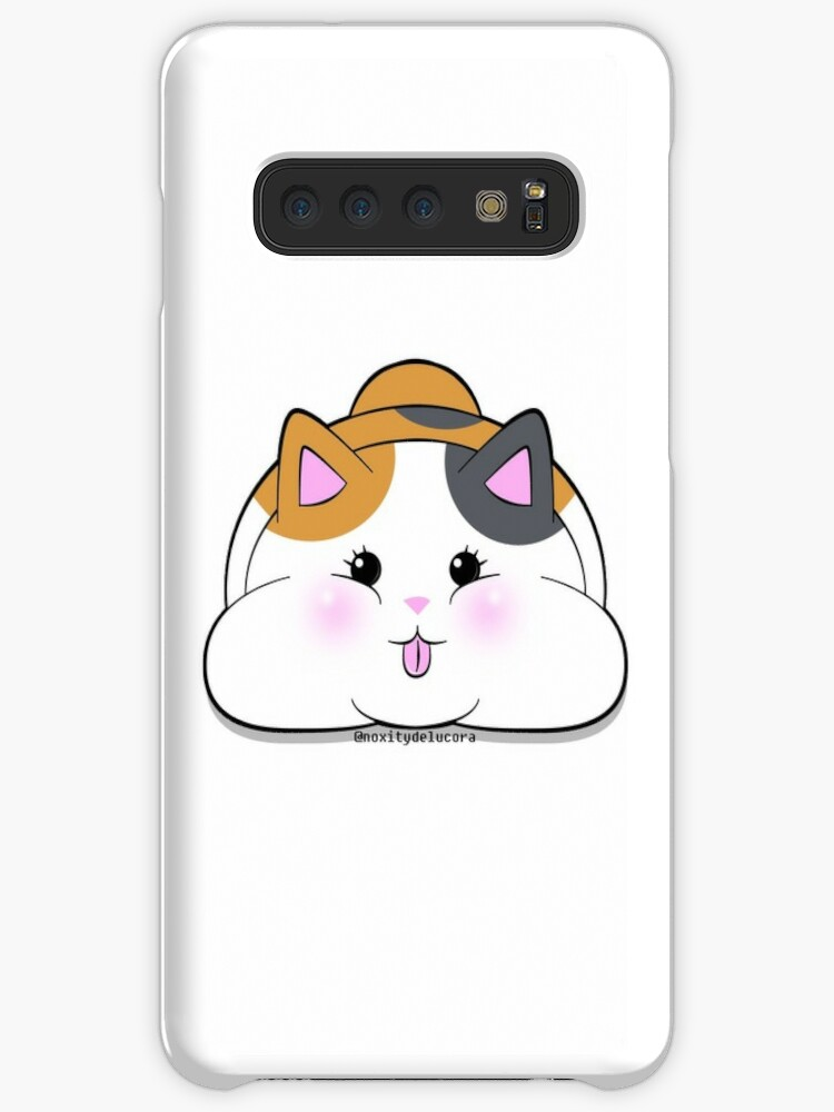 newest 39263 52210 'Fat Cat Minion' Case/Skin for Samsung Galaxy by noxity