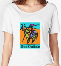 Don Quijote Women's Relaxed Fit T-Shirt
