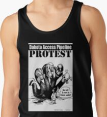 Lakota No Access NODAPL Men's Tank Top
