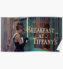 Breakfast at Tiffany's Title Screen Poster