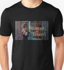 Breakfast at Tiffany's Title Screen T-Shirt
