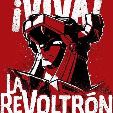 ¡Viva La ReVoltrón! by RibMan