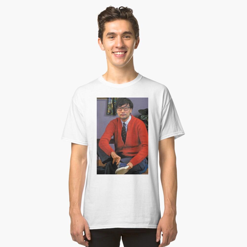 Mister Kojima's Neighborhood | Classic T-Shirt