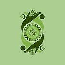 Spiritual Compass (earth) by IggyMarauder