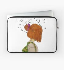 'Lost Girl, In A Starry World'.   Laptop Sleeve