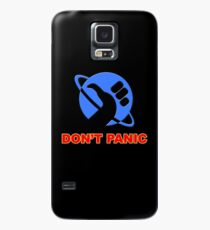 hitchhiker's guide to the galaxy Case/Skin for Samsung Galaxy