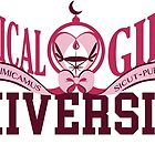 Magical Girl University by aDamico
