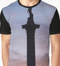 Nelsons Column Graphic T-Shirt
